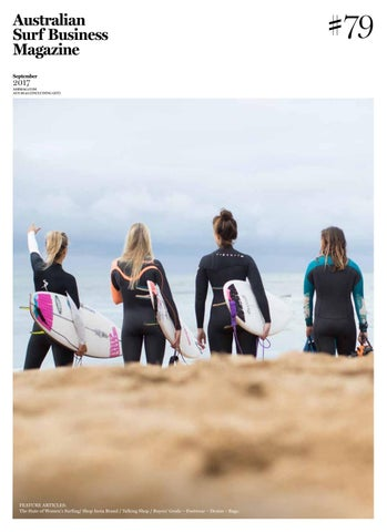 a9afb4ef41 Australian Surf Business Magazine #79 by ASBMAG - issuu