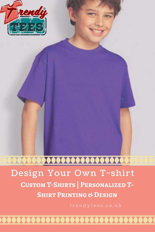 Online T Shirt Prinitng By Trendy Tees