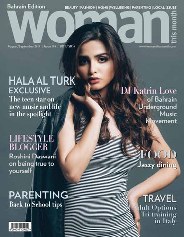 f33af7bc9b Woman This Month - August/September 2017 by Red House Marketing - issuu