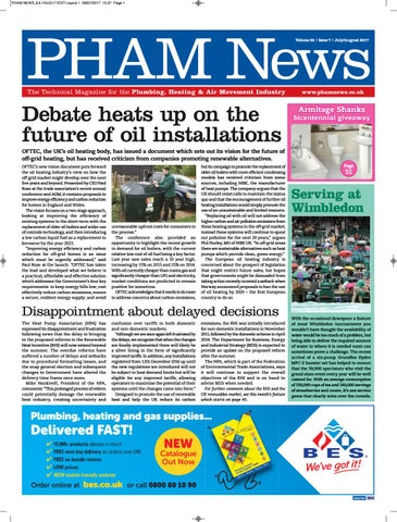 July/August 2017 by PHAM News - issuu
