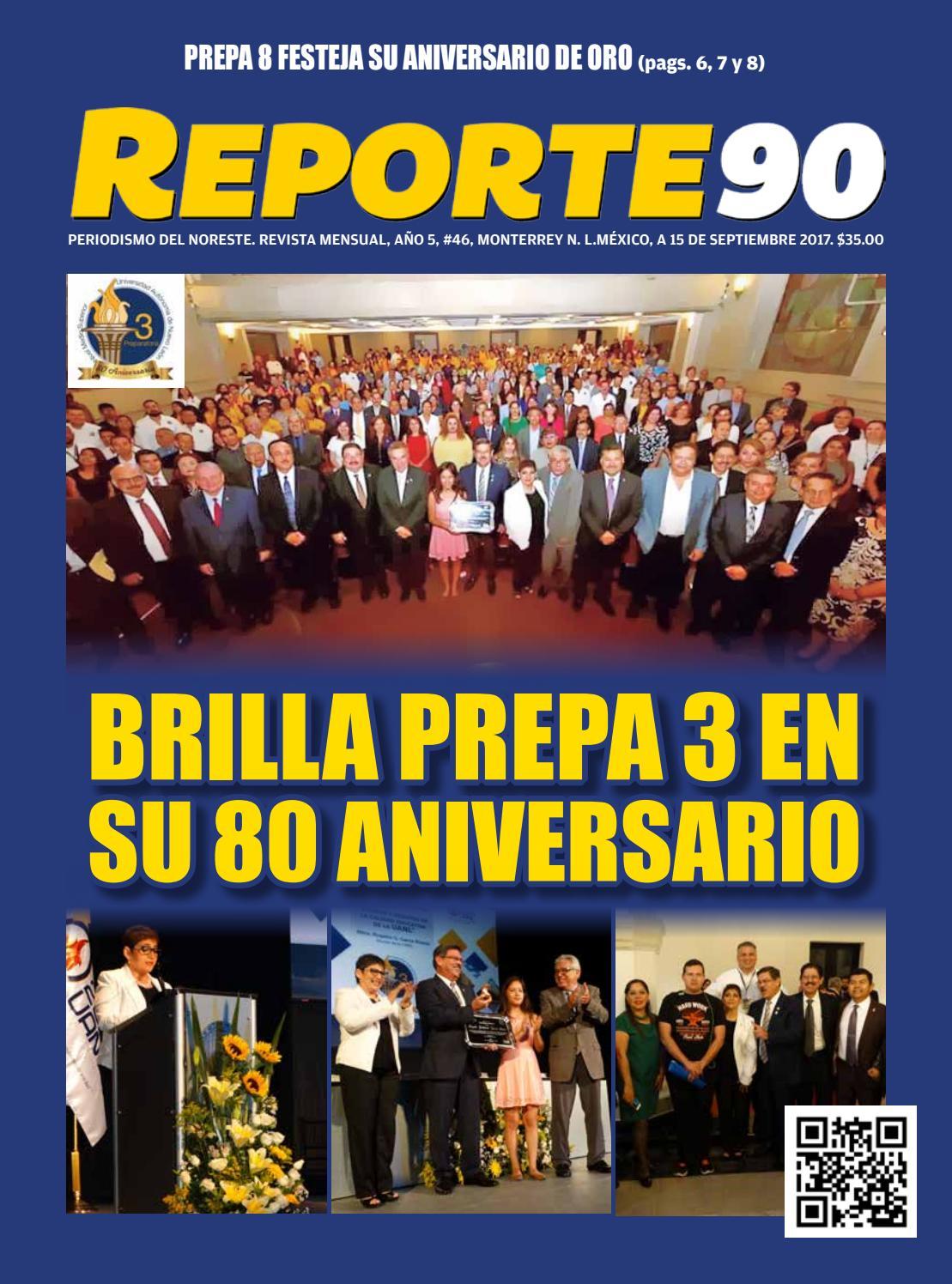 Reporte 90 Edición Septiembre By Reporte 90 Issuu