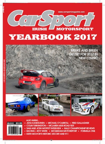 a547c38c Carsport: 2016 by Greer publications - issuu