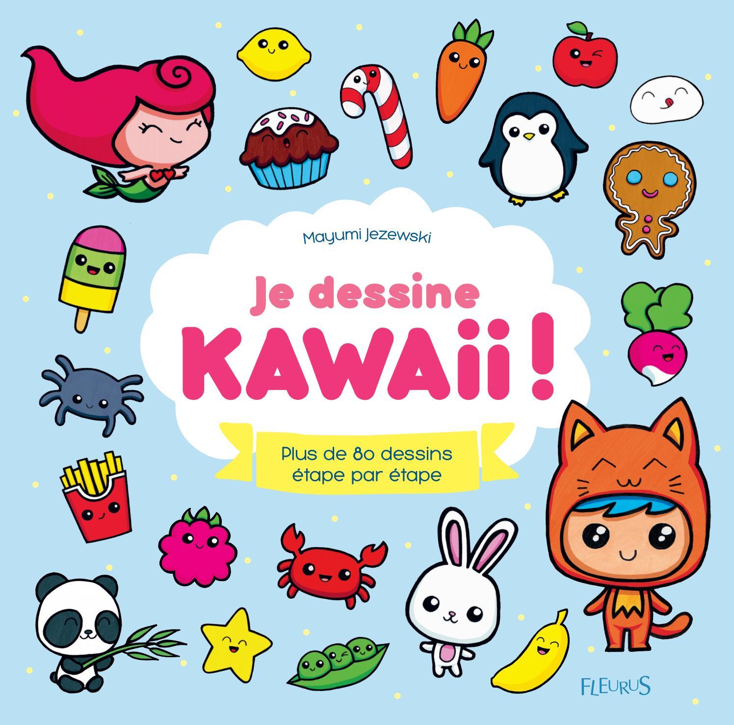 9782215152880 Je Dessine Kawaii Ext By Fleurus Editions Issuu