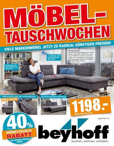Beyhoff Möbel Tauschwochen By Möbel Beyhoff Gmbh Beyhoff Issuu