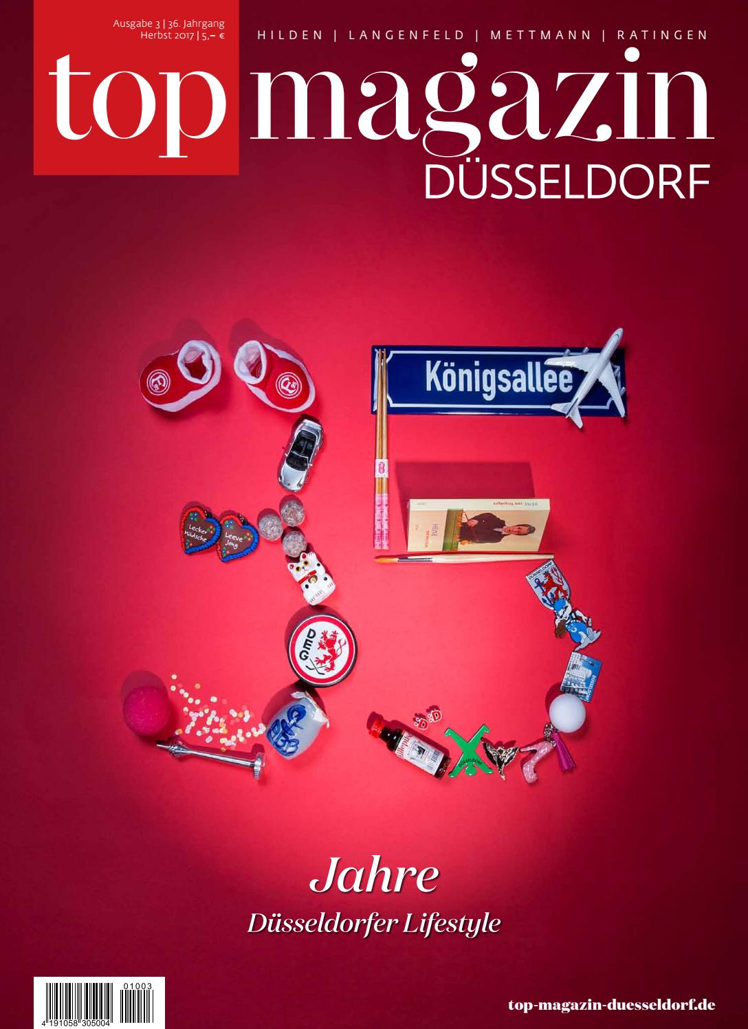Top Magazin Dusseldorf Herbst 2017 By Top Magazin Issuu