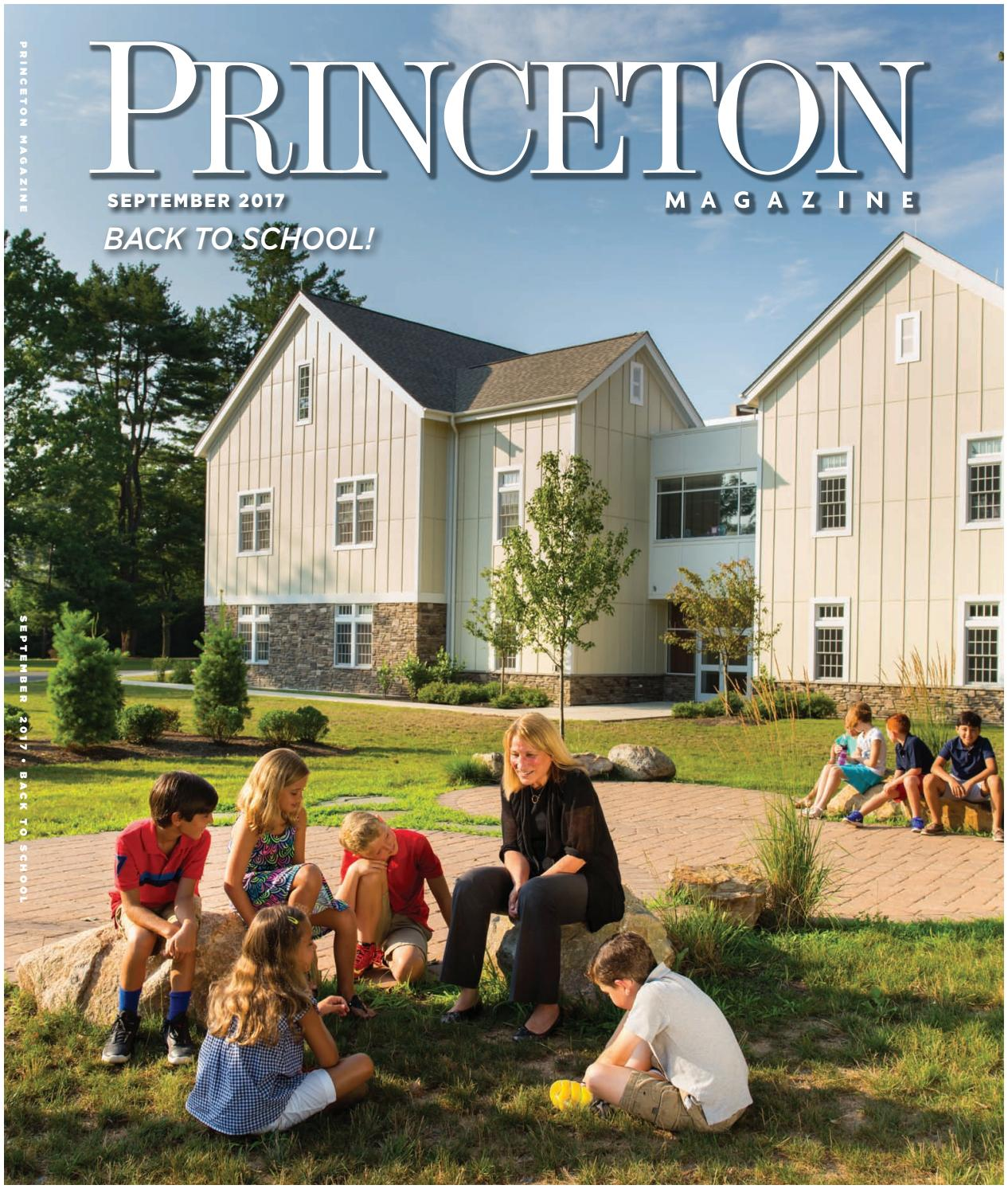 Princeton Magazine, September 2017 by Witherspoon Media