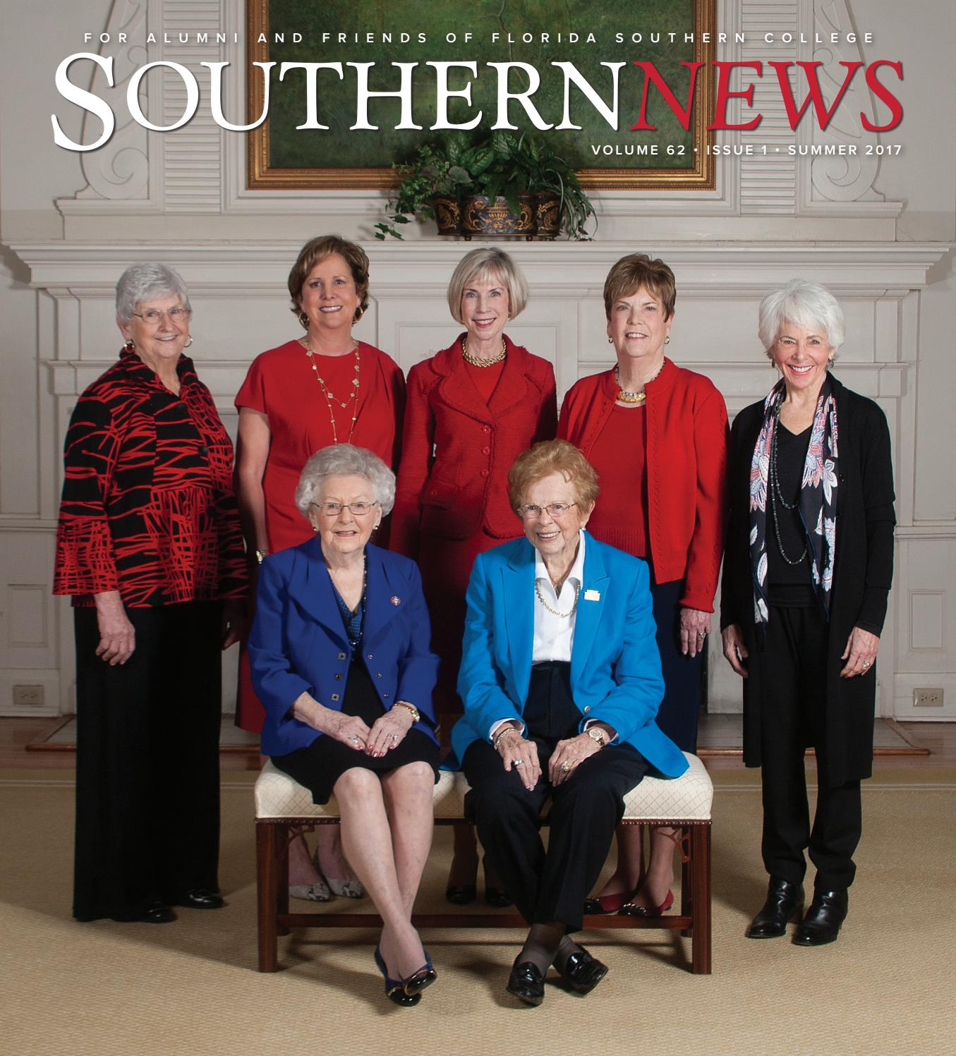 fa54ca101cf Southern News - Summer 2017. For alumni and friends of ...