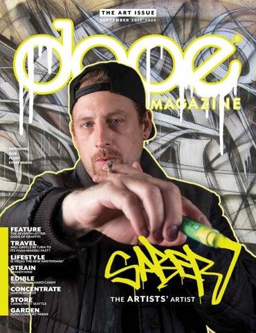 a1e182eef DOPE Magazine - Western Washington - The Art Issue - September 2017 ...