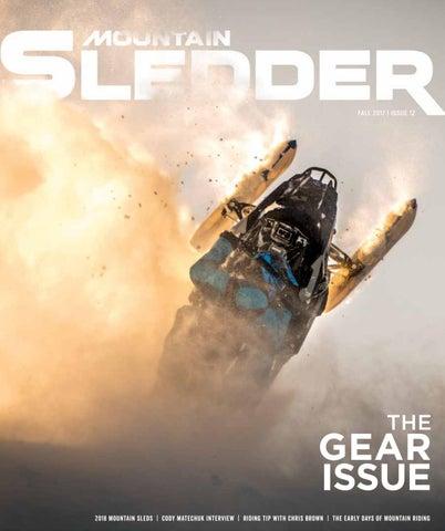 Mountain Sledder Magazine Issue 12 by Mountain Sledder Snowmobile ... 51299c534