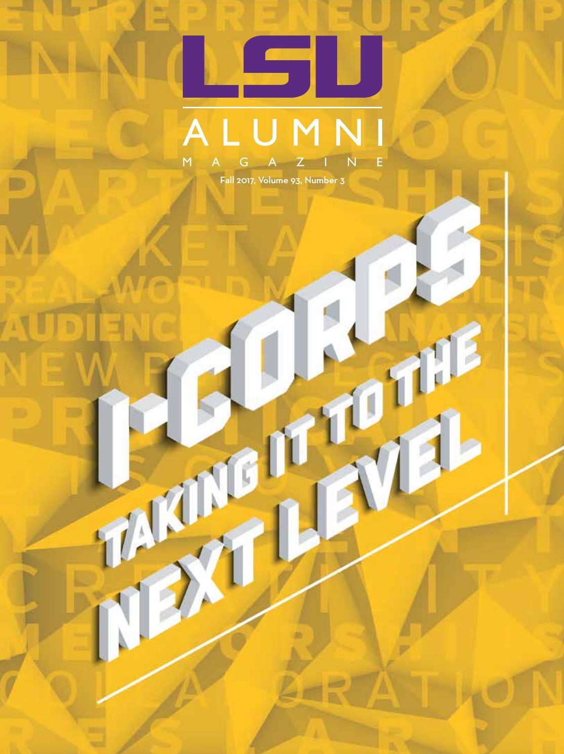 LSU Alumni Magazine_Fall 2017