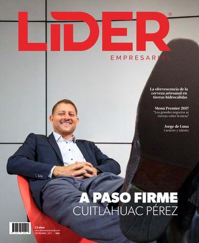 70ec8f807 Revista Líder Empresarial No. 271 by Revista Líder Empresarial - issuu
