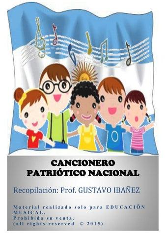 CANCIONERO PATRIO ARGENTINA EBOOK DOWNLOAD