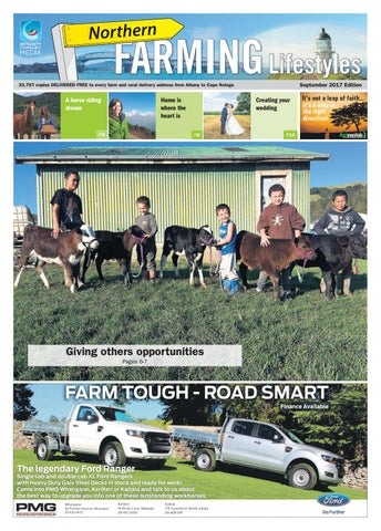 Northern Farming Lifestyles September 2017 By Integrity Community