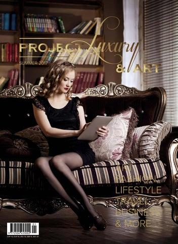 3fdd45e176f Project Luxury   Art - Summer 2017 by Project Luxury   Art - issuu