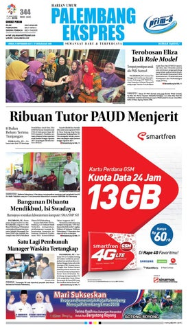 Contoh Gambar Plafon Kayu  palembang ekspres jumat 8 september 2017 by palembang