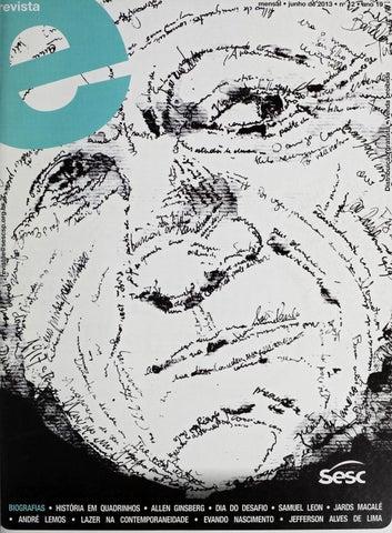 9a886a158ac Revista E - Junho de 2013 - ANO 19 - Nº 12 by Sesc em São Paulo - issuu
