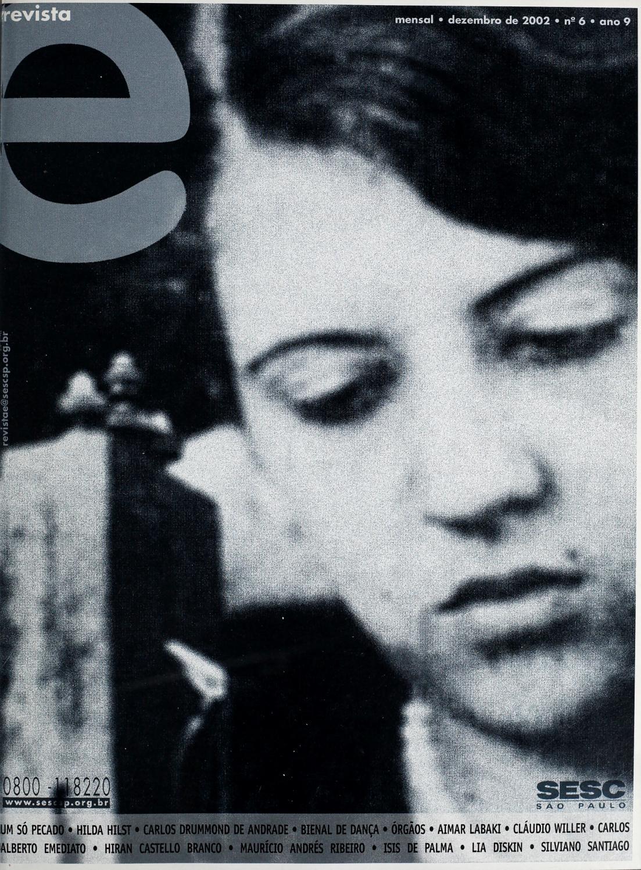 aa64f802015 Revista E - Dezembro de 2002 - ANO 9 - Nº 6 by Sesc em São Paulo - issuu