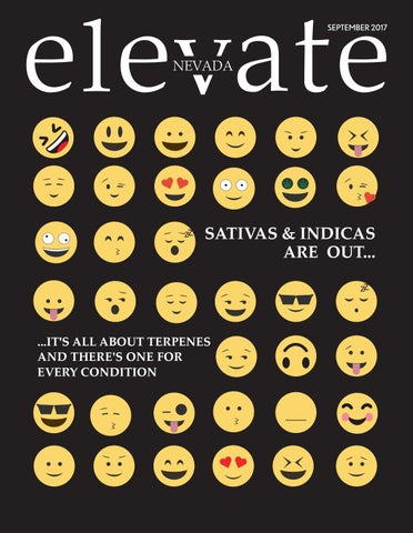 Sativas & Indicas are out by Elevate Nevada Magazine - issuu