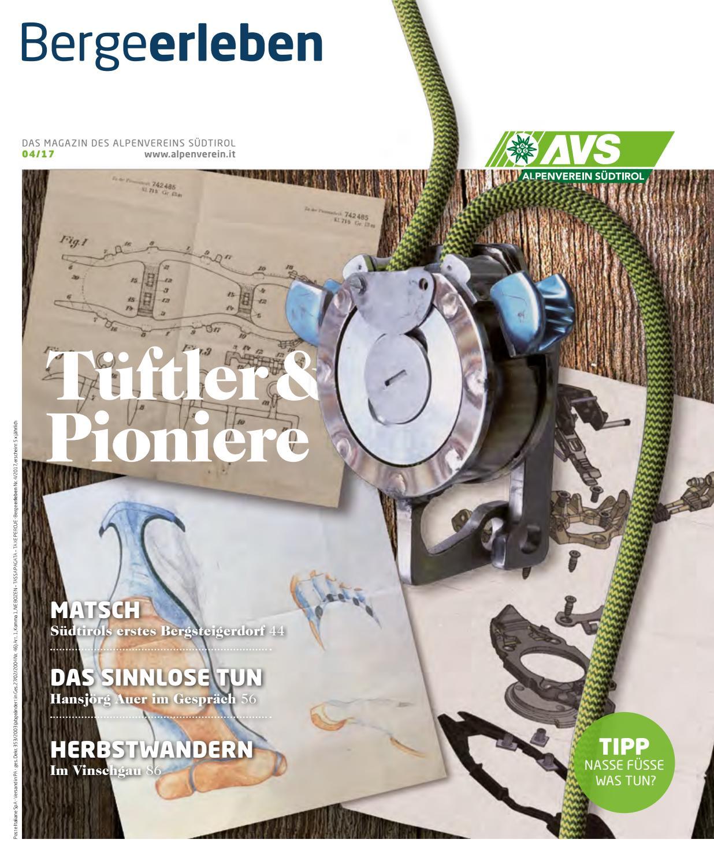 Bergeerleben Avs Magazin September 2017 By Alpenverein Südtirol