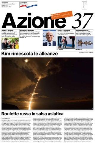 Rattan Di Russo Eugenio.Azione 37 Del 11 Settembre 2017 By Azione Settimanale Di Migros