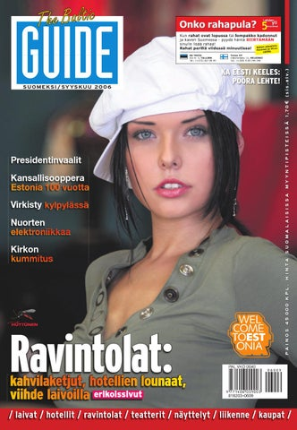 The Baltic Guide FIN Syyskuu 2006 by The Baltic Guide - issuu 6cbb45ca31