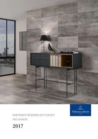Villeroy And Boch Tiles By IRIS Issuu - Villeroy und boch lodge greige