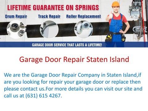 Garage Door Repair Staten Island We Are The Garage Door Repair Company In Staten  Island,if Are You Looking For Repair Your Garage Door Or Replace Then ...