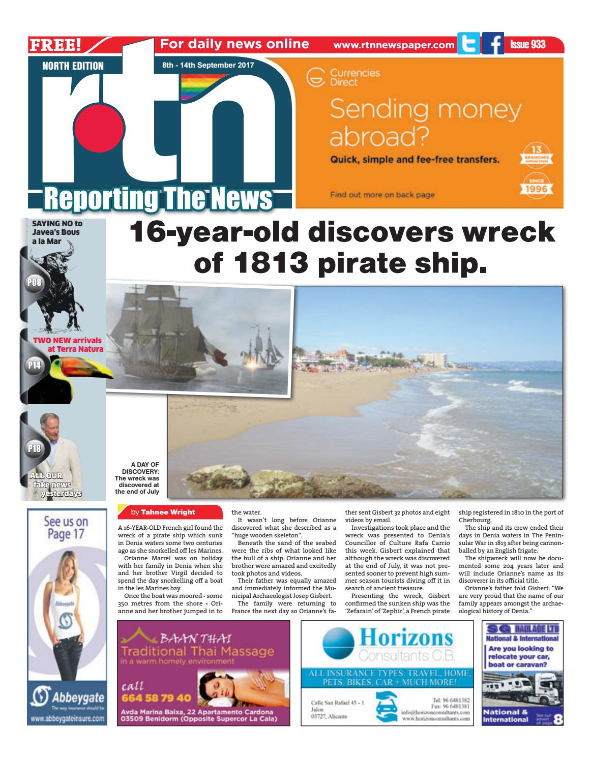 Rtn Newspaper Costa Blanca North 08 14 September 2017 Issue 933 Waltz Dance Steps Diagram 2 Turns And Whisks By Euro Weekly News Media Sa Issuu