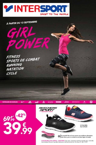 INTERSPORT MONS – GIRL POWER (20 pages) by INTERSPORT France