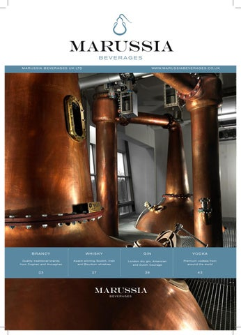 Full Product Catalogue By Marussia Beverages Issuu - Invoice template word free goyard online store