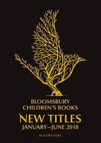 Bloomsbury Children's Books New Titles Catalogue January