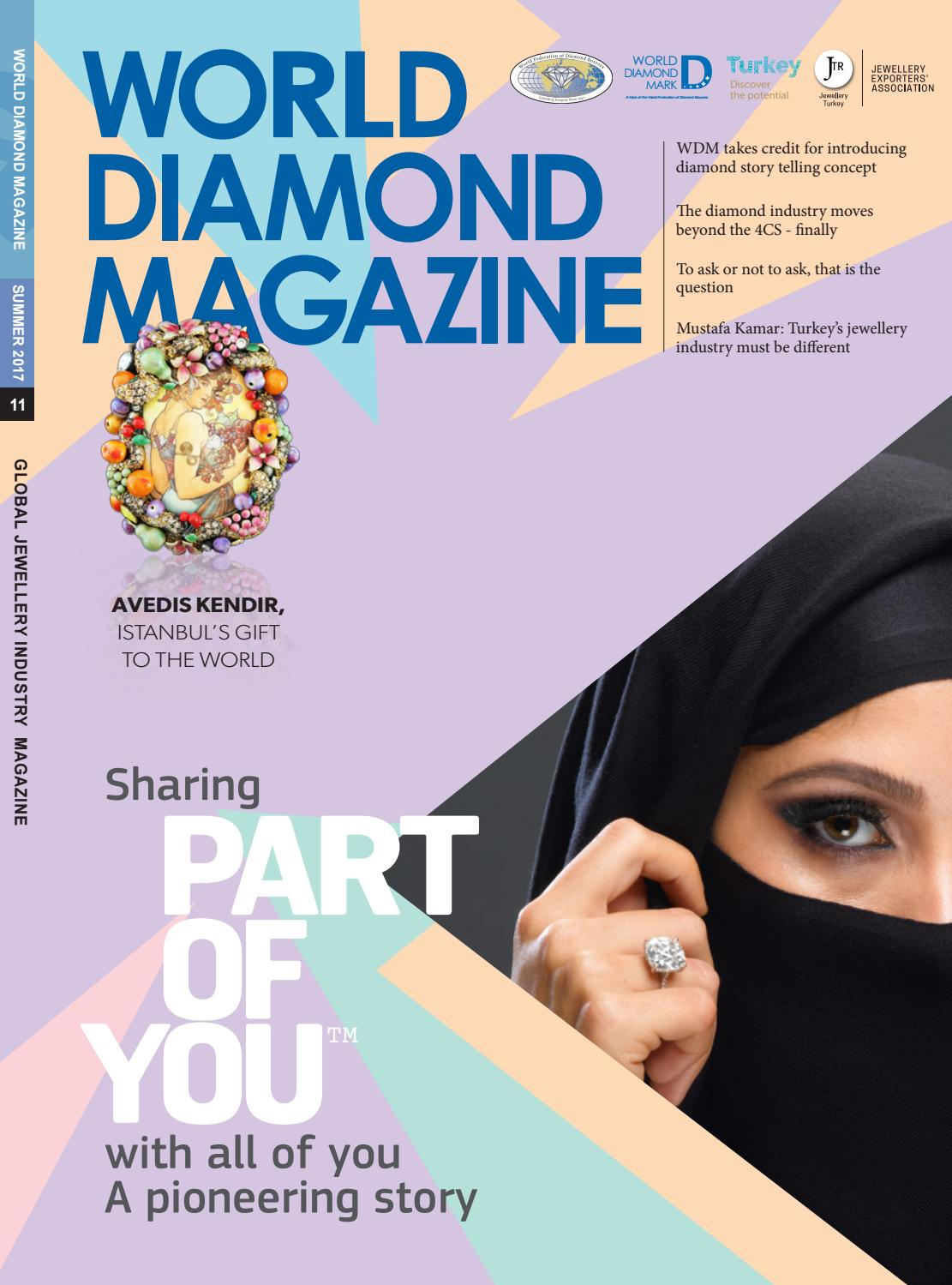 World Diamond Magazine 11 By Altin Dunyasi Yayin Grubu Issuu