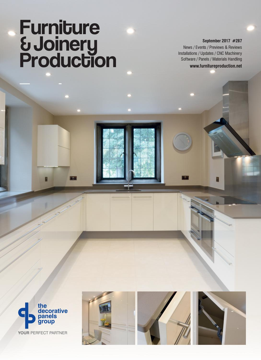 Furniture Joinery Production 287 By Gearing Media Group