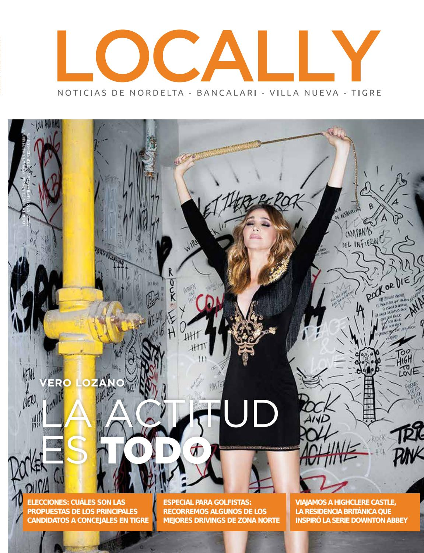 Locally Septiembre Nro 105 By Revista Locally Ex Gallaretas  # Muebles Tati Cochabamba