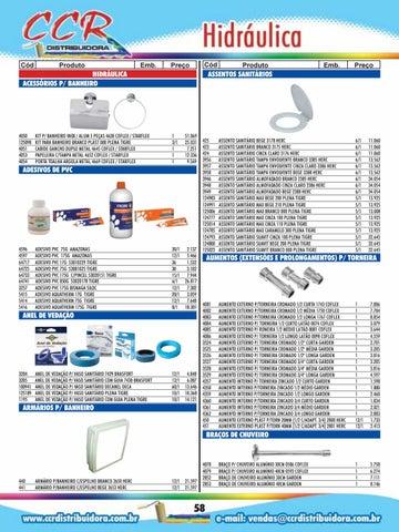a125044c7 Tabela de produtos de Abril e Maio - nº 118 - Eletroleste by Eletroleste  Atacadistas - issuu