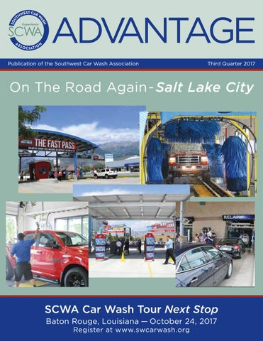 Southwest car wash association advantage 1st quarter 2017 by southwest car wash association advantage 3rd quarter 2017 solutioingenieria Gallery