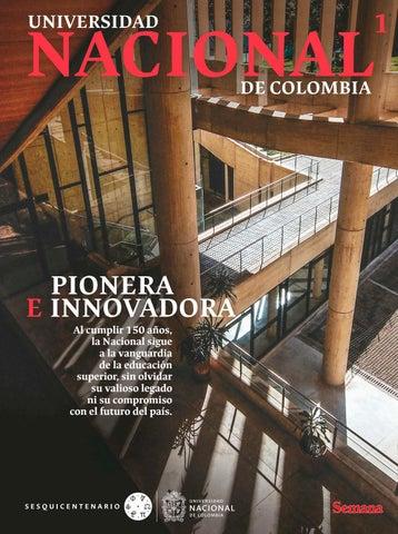 abb8476d8 Universidad Nacional de Colombia - Especial Sesquicentenario ...