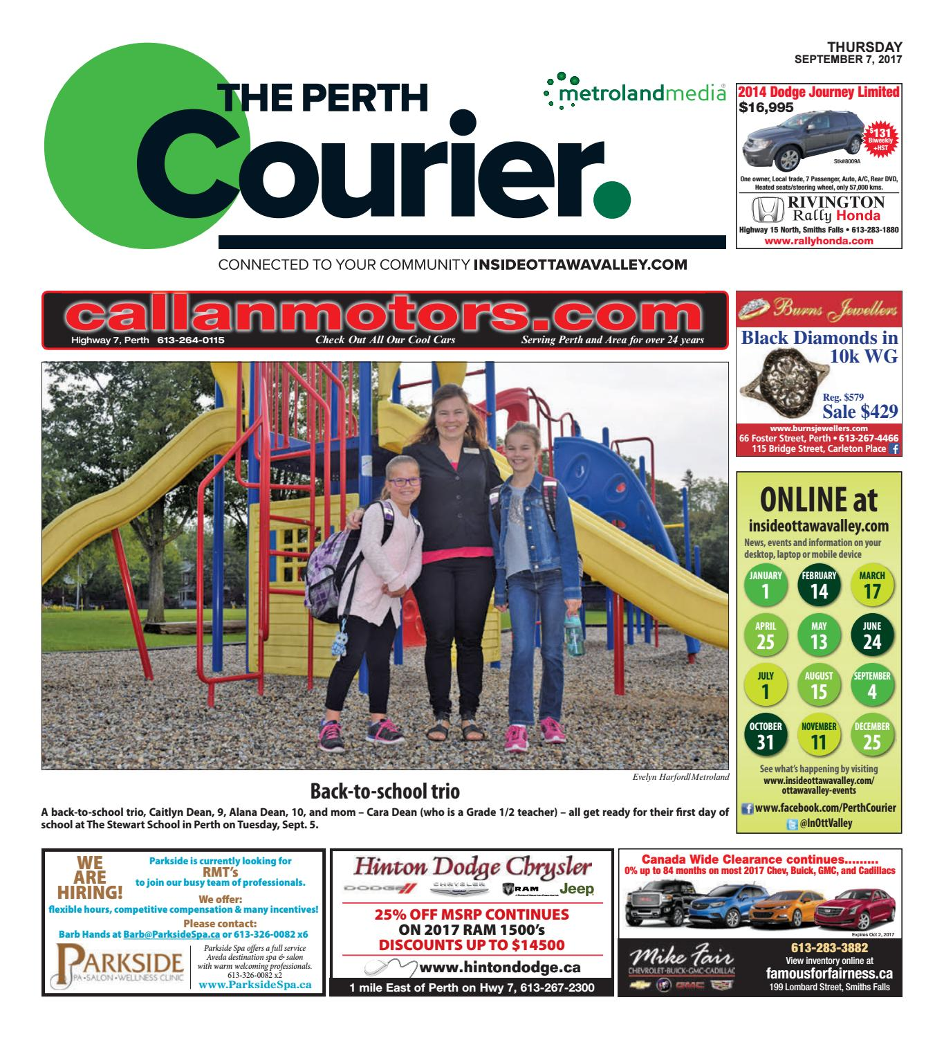 Perth090717 by metroland east the perth courier issuu fandeluxe Gallery