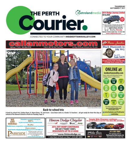 Perth090717 by metroland east the perth courier issuu page 1 fandeluxe Gallery