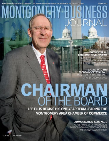 Montgomery Business Journal January 2012 By Montgomery Area