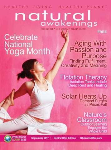 Natural Awakenings Central Ohio - September 2017 issue by NA Central