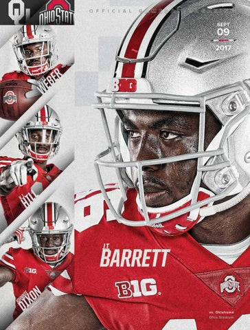 9c88a0afe Ohio State vs. Oklahoma Gameday Magazine by OhioStAthletics - issuu