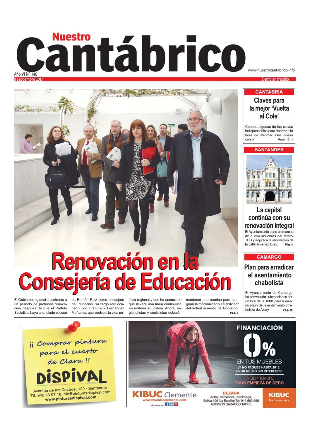 Nuestro Cantábrico 146 by Nuestro Cantábrico - issuu