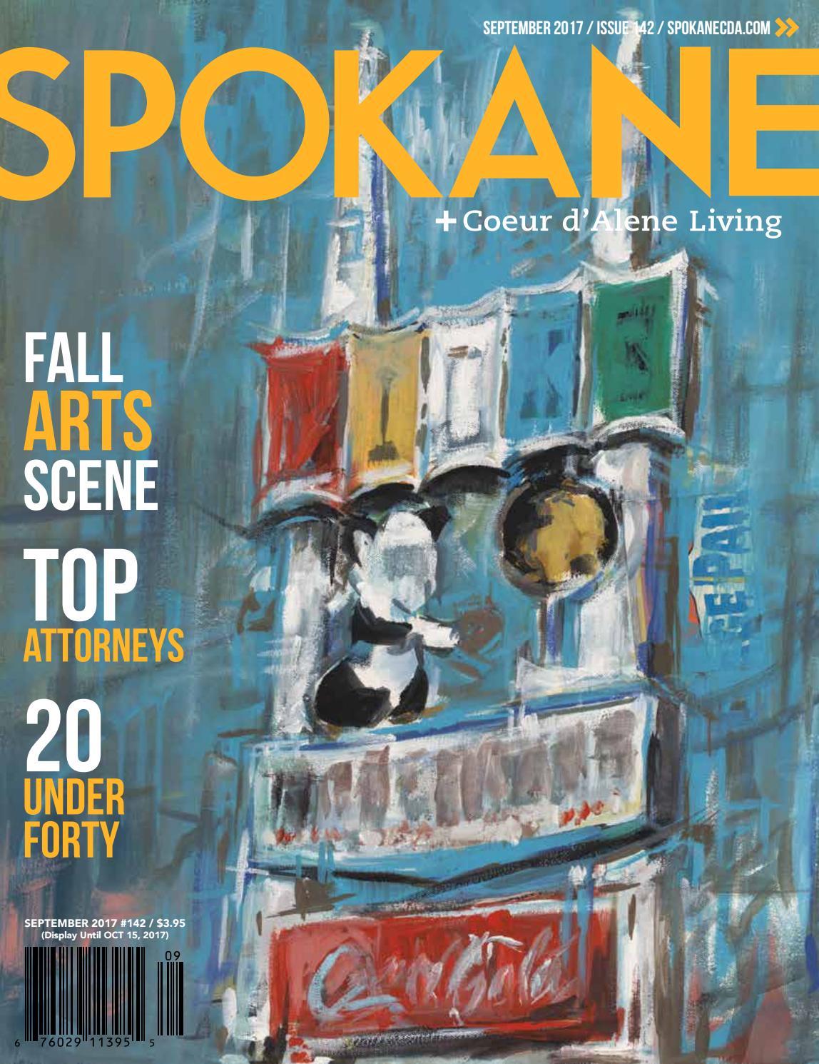 Spokane Coeur d\'Alene Living magazine September 2017 #142 by Spokane ...