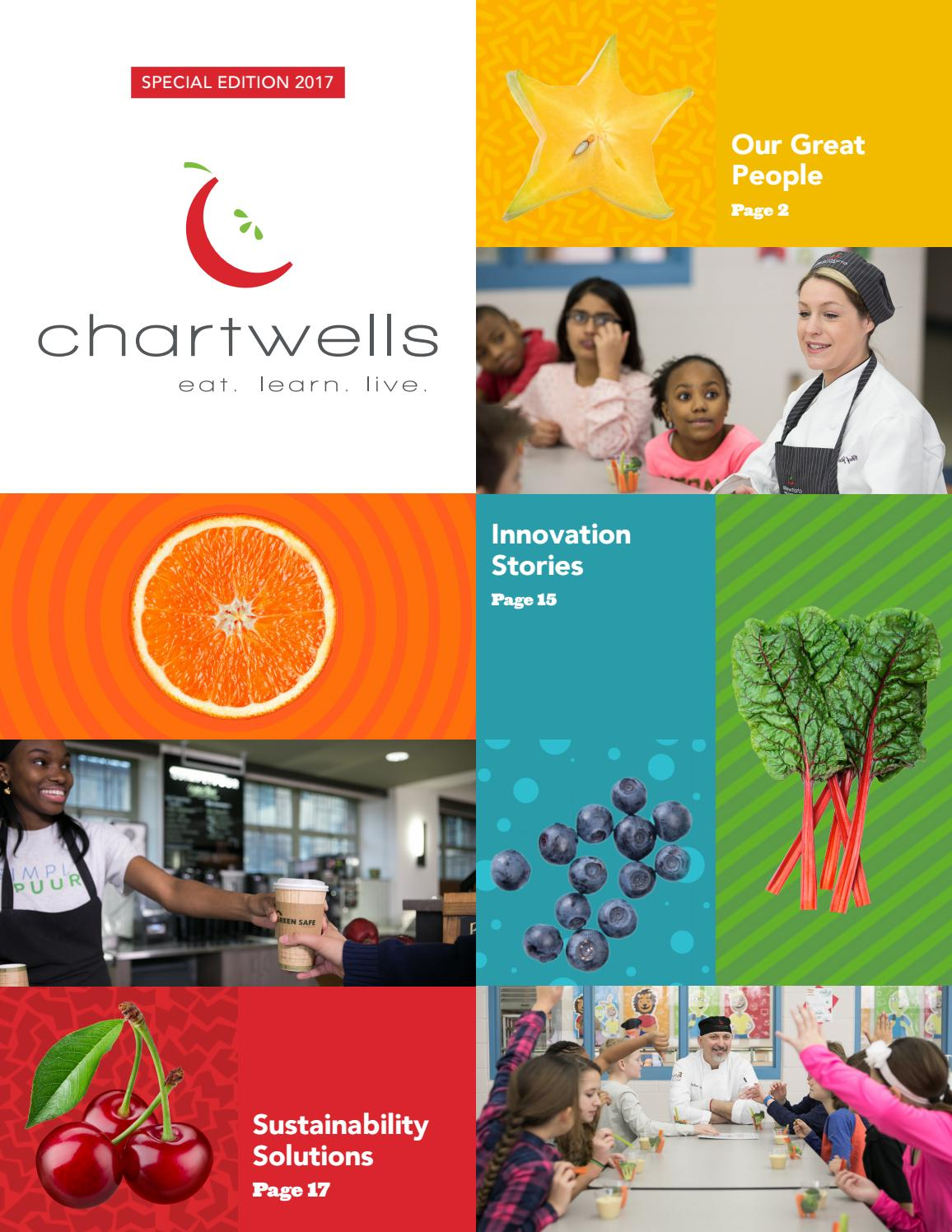 Chartwells K12 Special Edition Magazine by Chartwells K12 ...