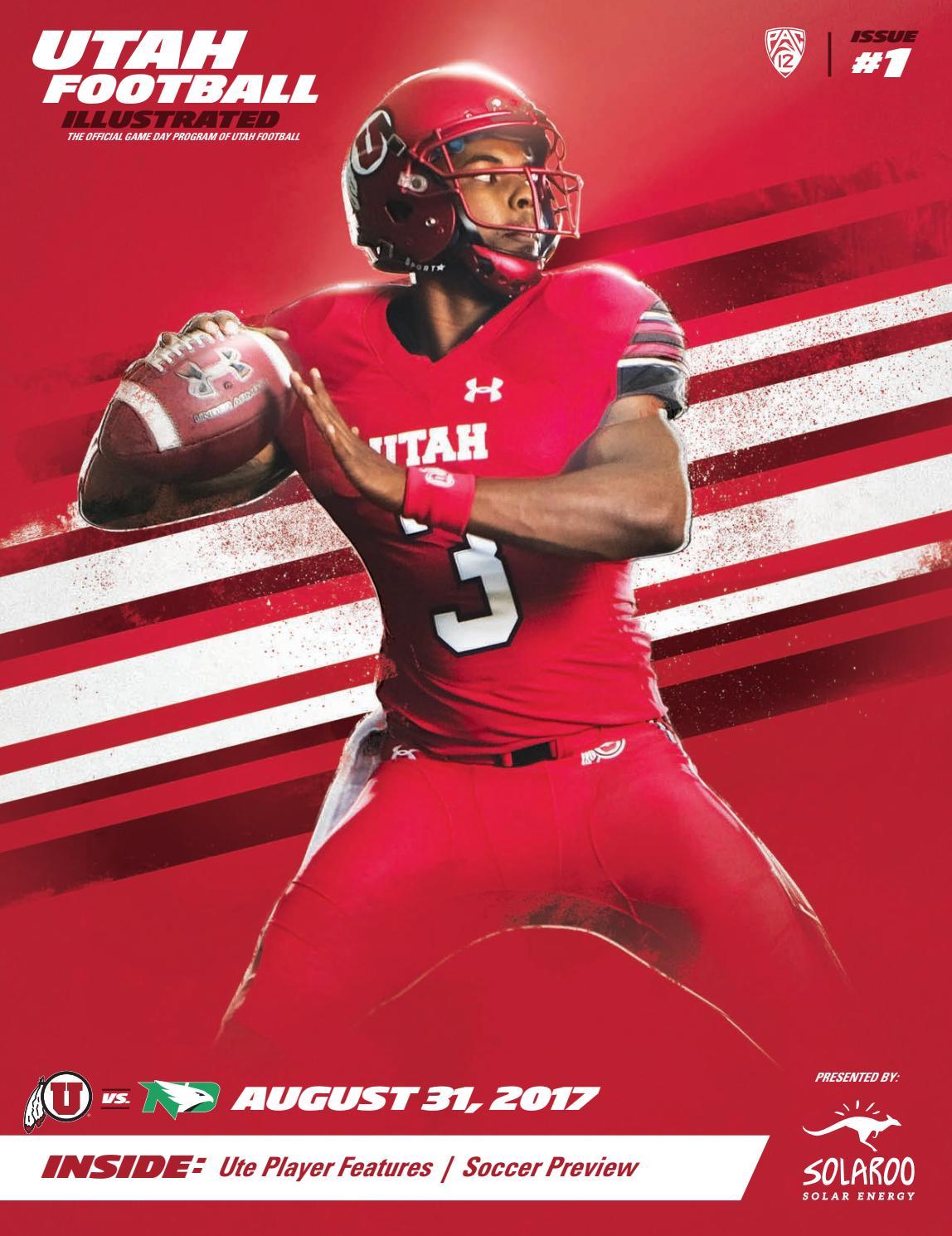 Utah Football vs. North Dakota by Mills Publishing Sports - issuu 211fe3c4e