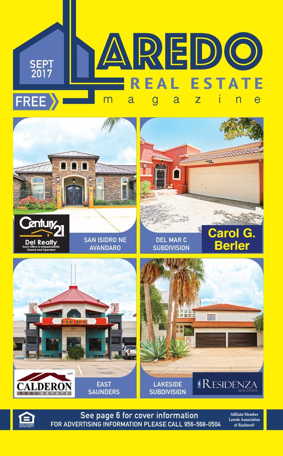 laredo real estate magazine september 2017 by laredo real estate rh issuu com
