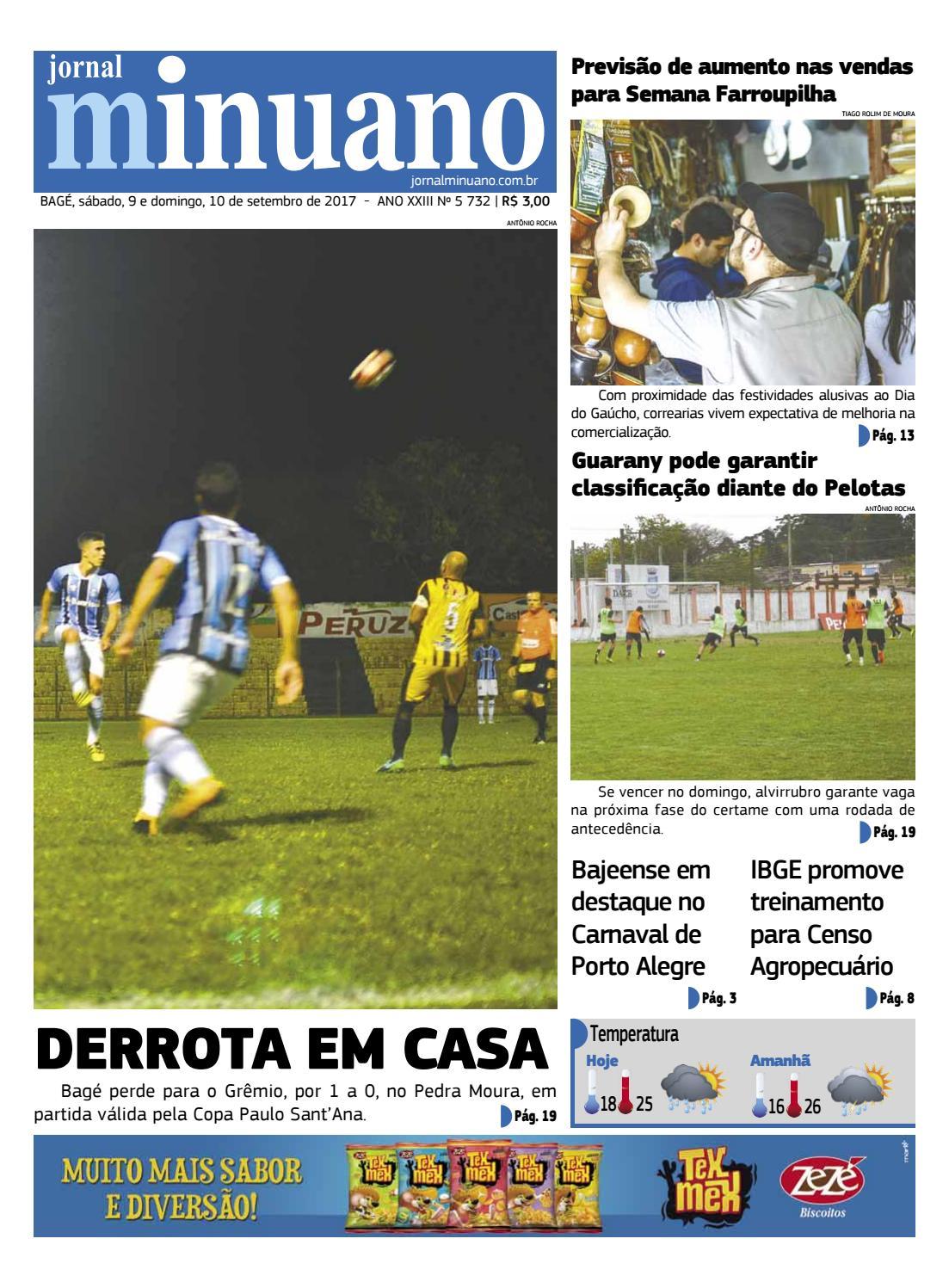 20170909 by Jornal Minuano - issuu 0bf2fefd9e21e