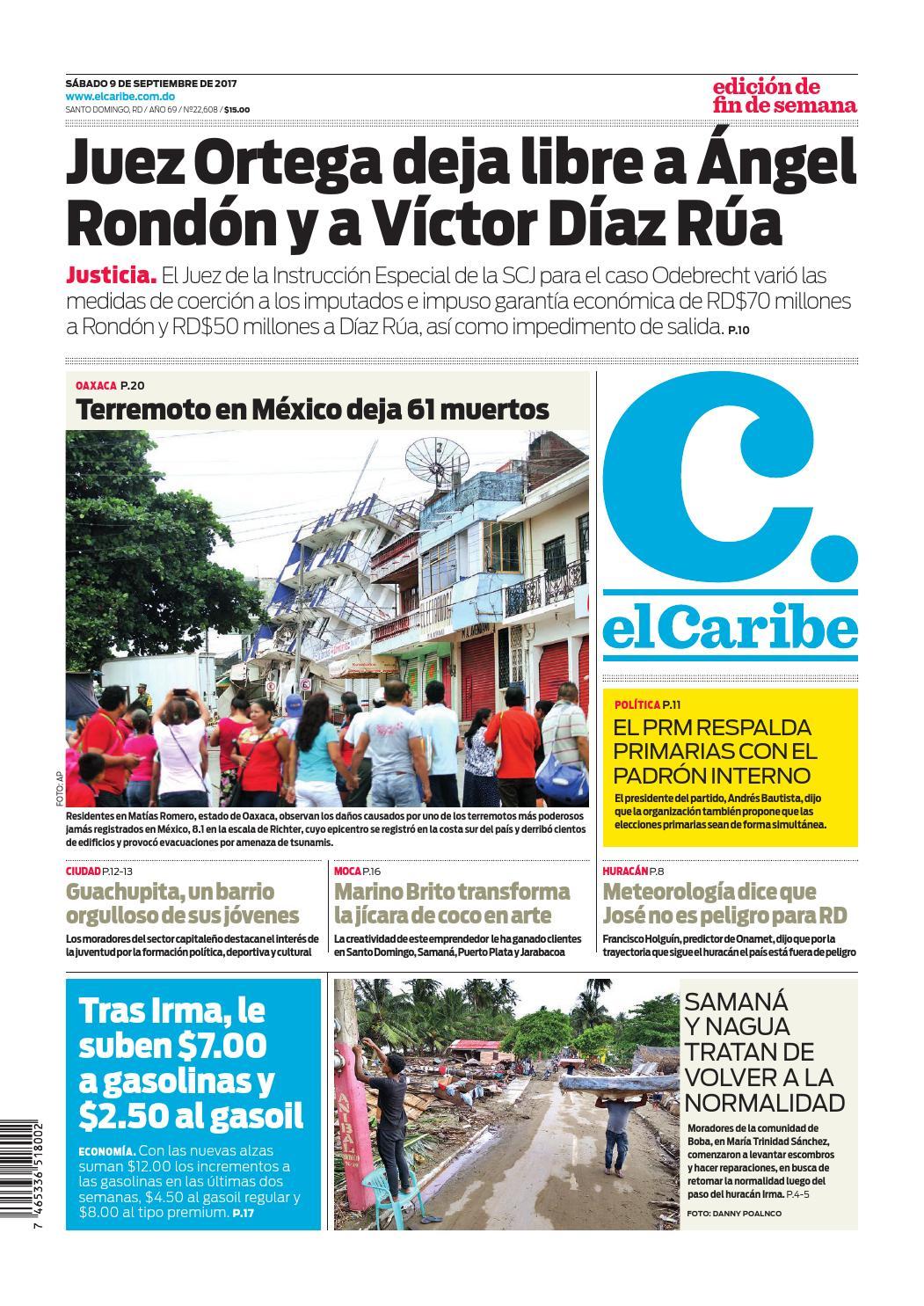best website 7847f 71bfc elCaribe by Multimedios del Caribe - issuu