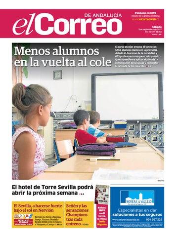bb2bb7852d7 09.09.2017 El Correo de Andalucía by EL CORREO DE ANDALUCÍA S.L. - issuu